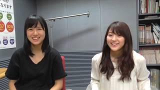 2016年9月23日(金)福士奈央vs木本花音