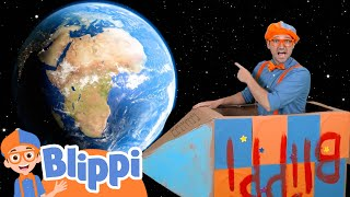 Learning The Solar System With Blippi | Science Videos For Kids