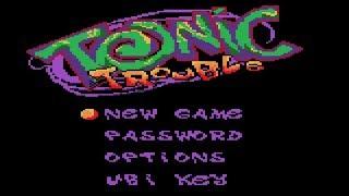 Game Boy Color Longplay [003] Tonic Trouble