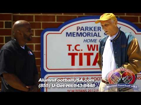 "Coach Yoast of ""Remember the Titans"" (Interview) Alumni Football USA"