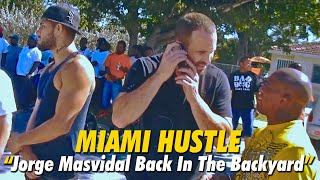 Jorge Masvidal Is Back In The Backyard | Miami Hustle Episode 6