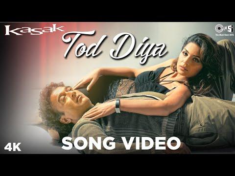 Tod Diya Song Video - Kasak   M. M. Kreem   Lucky Ali, Meera   Bollywood Sad Songs