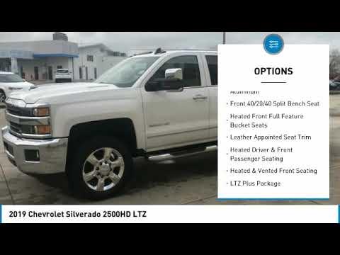 2019 Chevrolet Silverado 2500HD 2019 Chevrolet Silverado 2500HD LTZ FOR SALE in Cullman, AL 19-490