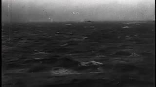 Итальянские линкоры охраняют африканские конвои, 1942 / Italian battleships protect convoys 1942