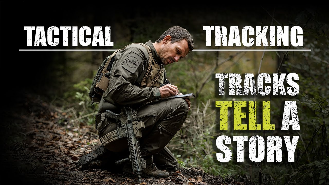 Pro's Guide to Tactical Tracking | Tracks Tell A Story | Episode 1