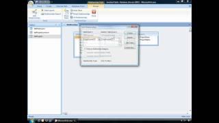 La création d'un Plusieurs-à-Plusieurs Relations dans une Base de données Access