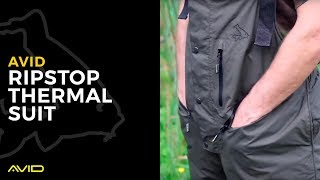 Ripstop Thermal Suit