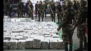 Оружие наркокортелей - захват умов народа Пабло Эскобар