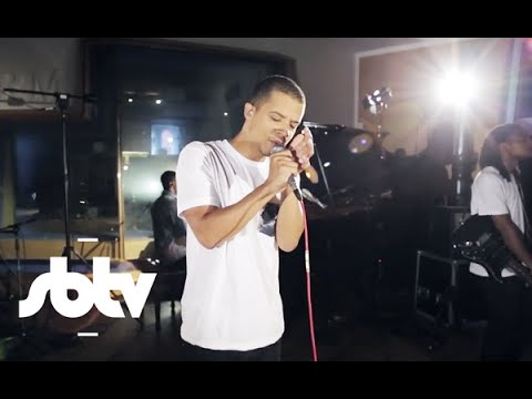 "Raleigh Ritchie | ""Stronger Than Ever"" [Live Performance]: SBTV"