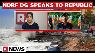 Cyclone Tauktae: NDRF DG Says 'We Are Prepared To Face The Worst'; Max Impact On Gujarat