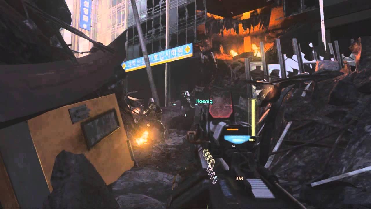 Call of Duty Advanced Warfare 決勝時刻:先進戰爭 HD 第一章 感應 - YouTube