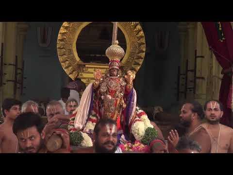 Kanchi Varadarajan - Rathasapthami_Morning_Surya Prabhai Part 03_9m 02s