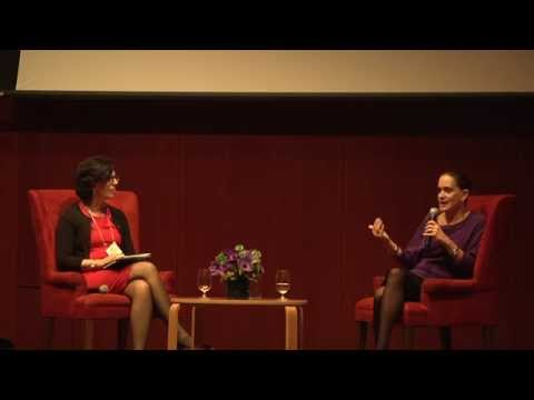 Leadership Assembly Conversation with Barnard President Debora Spar and Terry Newman '79