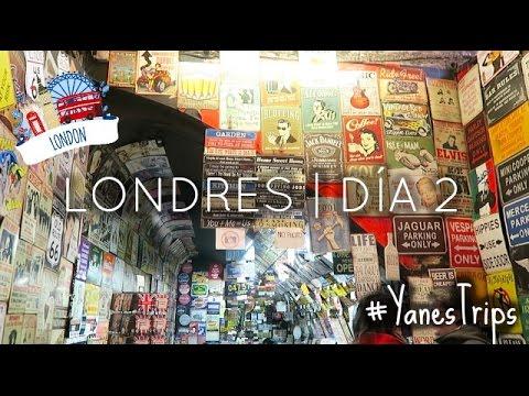 CAMDEN TOWN Y LA MEJOR TIENDA DEL MUNDO | #YanesTrips