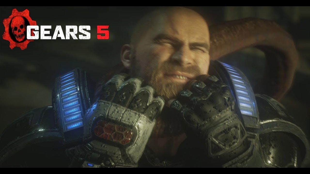 Gears 5 Ending Jd Fenix Ending Gears Of War 5 Gears 5 Jd Fenix S Death Ending