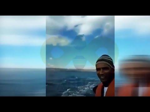 الهجرة السرية مباشر من قوارب الموت -  l'immigration clandestine en direct