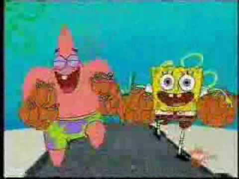 Spongebob And Patrick Harmonize About Fancy Living