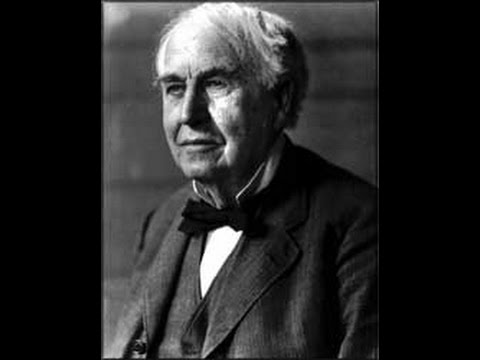 THE TRUTH BEHIND THOMAS EDISON!