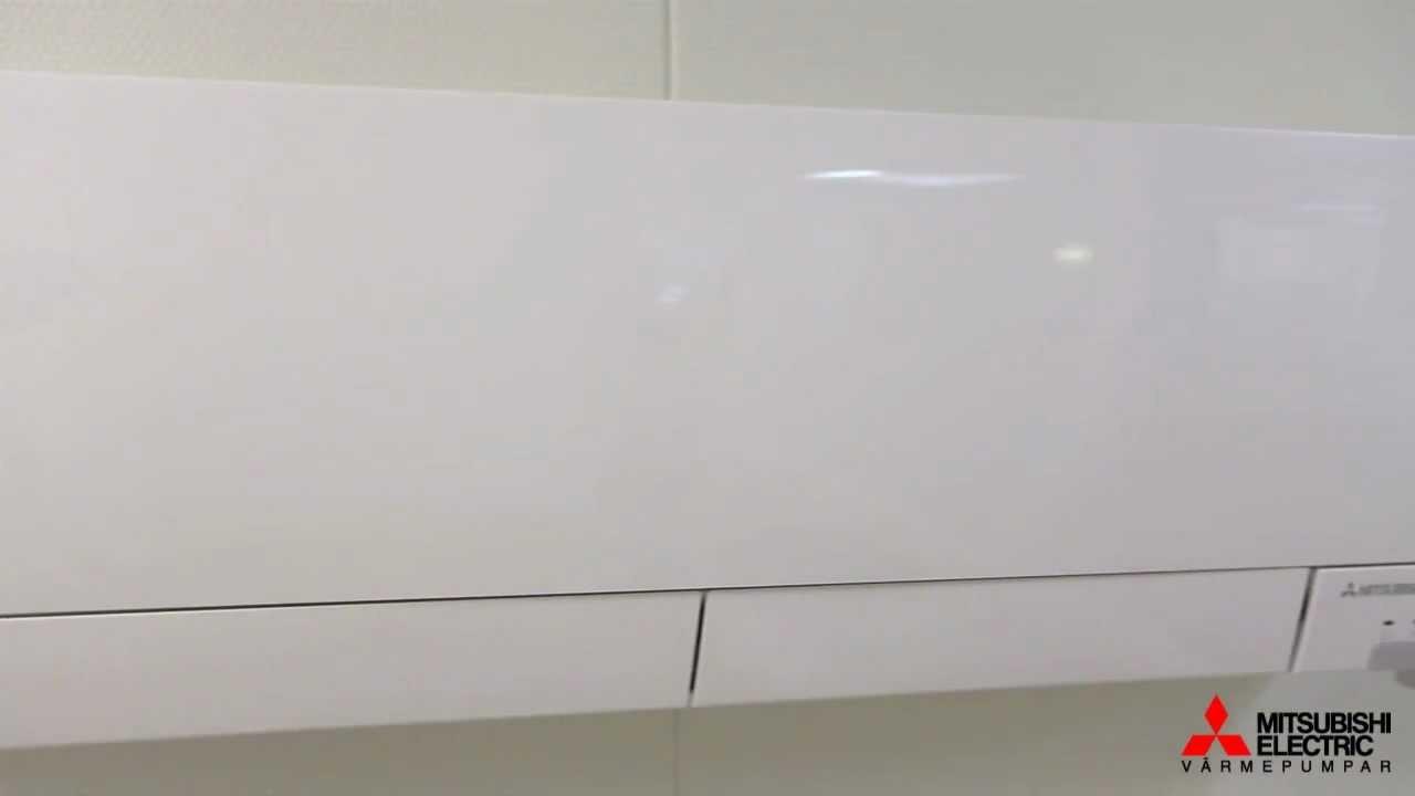 Topmoderne Mitsubishi Electric - Kirigamine FH (Utbildningsfilm) - YouTube CG-94
