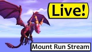 Mount Runs!