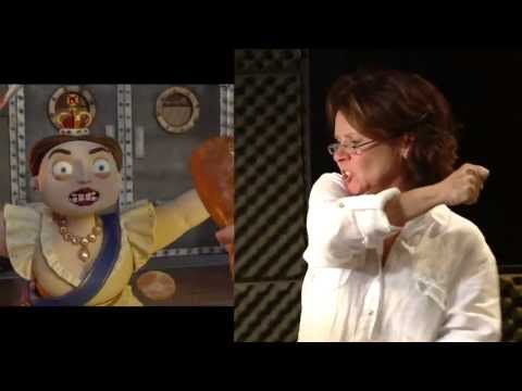 The Pirates! Band of Misfits: Side By Sides Imelda Staunton HD