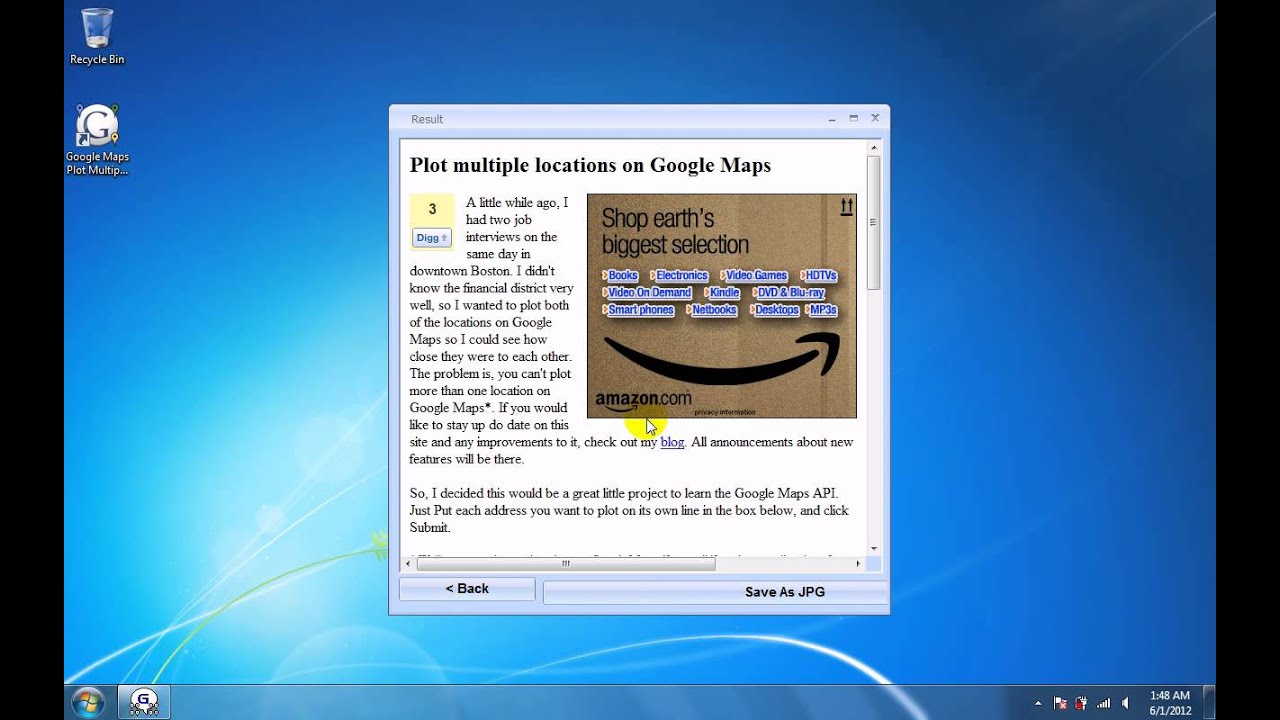 How To Use Google Maps Plot Multiple Locations Can I Plot Multiple Locations On Google Maps on