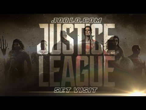 Justice League: Set Visit Report - Everything you need to know about Zack Snyder's superhero epic