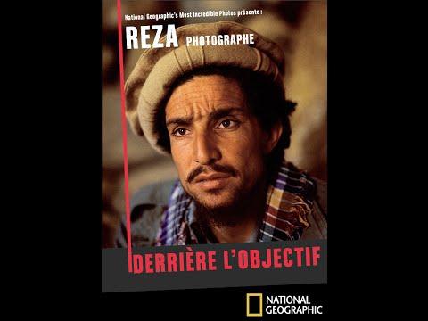 Derrière l'objectif : Reza