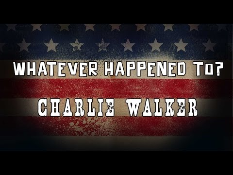 Whatever Happened To Classic Country Great Charlie Walker?