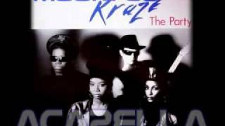 Kraze - The Party (1989) - acapella