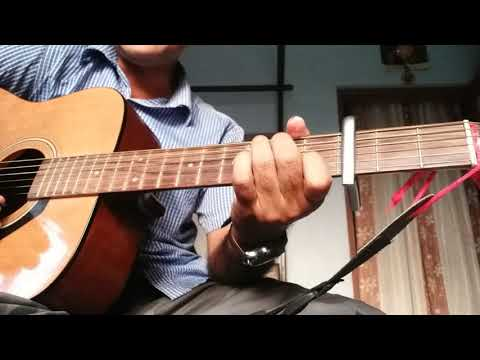 O mere sona re sona re/ guitar chords lesson for beginners