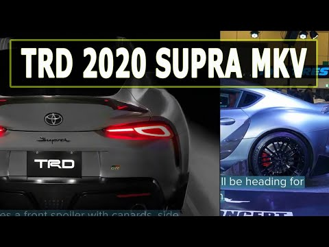 2020 Toyota Supra GR Review at Toyota HQ- Quick Look