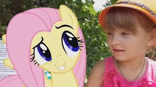 ПОНИ В КИНО My Little Pony  Интерессная история по новому о МРLв кино