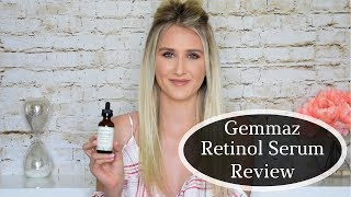 Gemmaz Firming Retinol Serum Review
