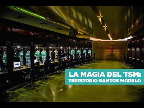 La magia del TSM: Territorio Santos Modelo