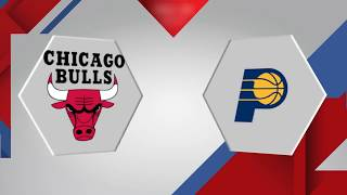 Indiana Pacers vs. Chicago Bulls - December 29, 2017