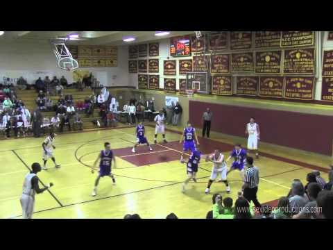 Mark Malone High School Basketball Highlight Video