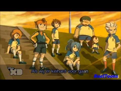 Inazuma Eleven Intro - Met ondertiteling - Nederlands - HD