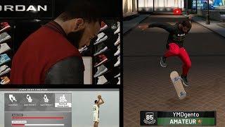 NBA 2k19 MyCAREER - DEADLIEST Jumpshot Creation! 85 OVR Upgrade + Neighborhood Shopping Spree! Ep. 3