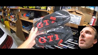 homepage tile video photo for 2018 VW GTI SE Ep.375: Gift From Subscriber Arrives!