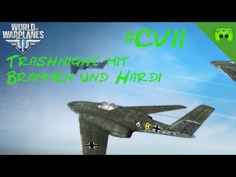 WORLD OF WARPLANES # 107 - Trashnight - Let's Play World of Warplanes | HD