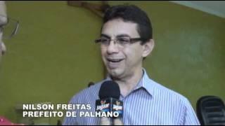 Palhano - Confimado perenização do Rio