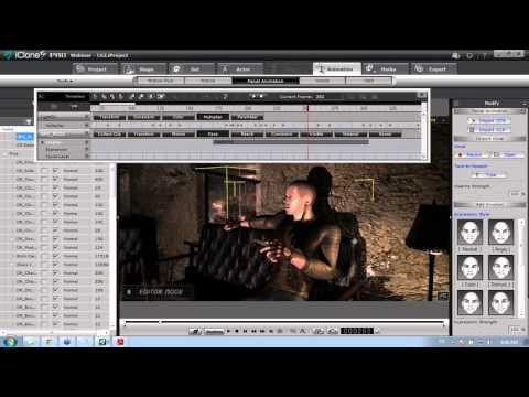 10012014 Reallusion Webinar - Real-time CG Moviemaking using iClone