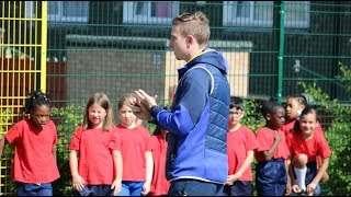Leeds Rhinos Foundation school delivery in focus Part 4