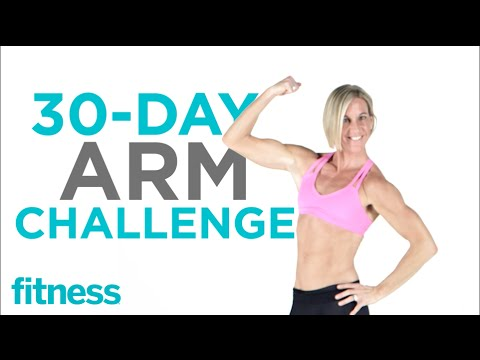 Arm Challenge: How It Works   Fitness