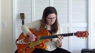Chet Atkins - Swedish Rhapsody (Katelyn Prieboy)