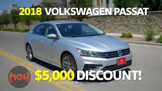 Hoy Family Auto   $5,000 Off VW Passat April 2018 [HD]