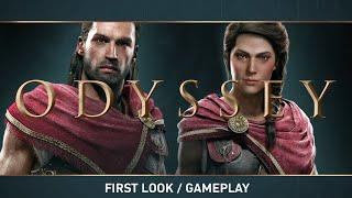 Assassin's Creed Odyssey - 60 Minutes E3 Gameplay (E3 2018 Demo)