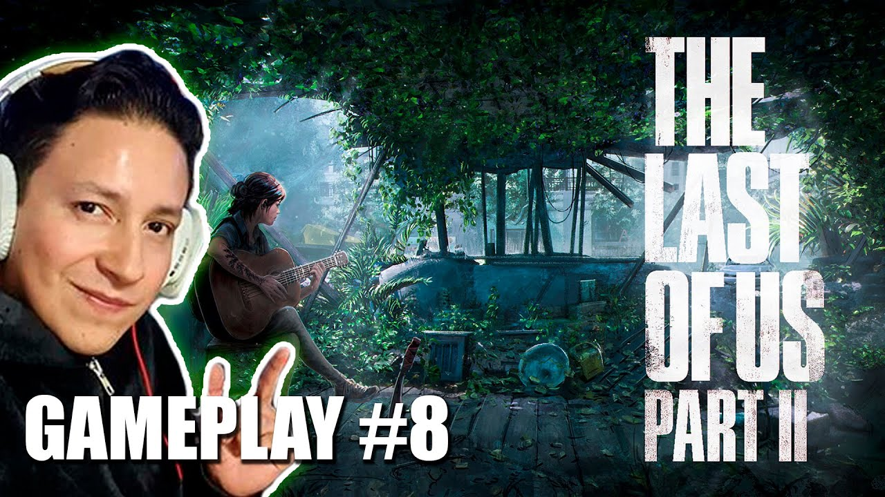 The Last of Us Part II con Criss Martell #8