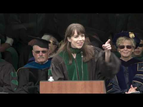 Lucy Kalanithi: 2017 Commencement Address at UC Irvine School of Medicine